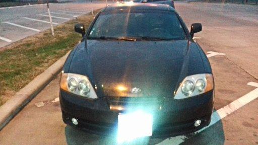 Dezmembrez Hyundai Coupe, an fabr. 2004, 2.7i