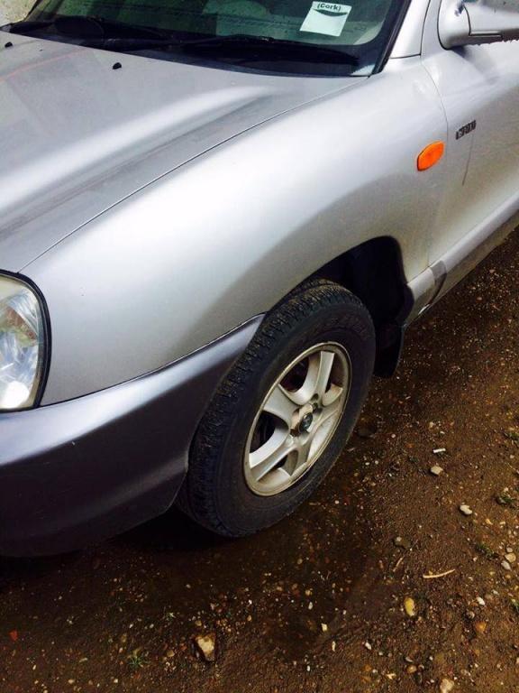 Dezmembrez Hyundai Santa Fe 2.0 CRDI 2001 2006