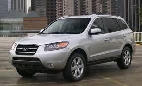 Dezmembrez Hyundai Santa Fe 2.2 diesel an 2007