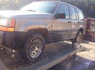 Dezmembrez Jeep Grand Cherokee 2.5TD 85 kw an fab 1998 motor 61B