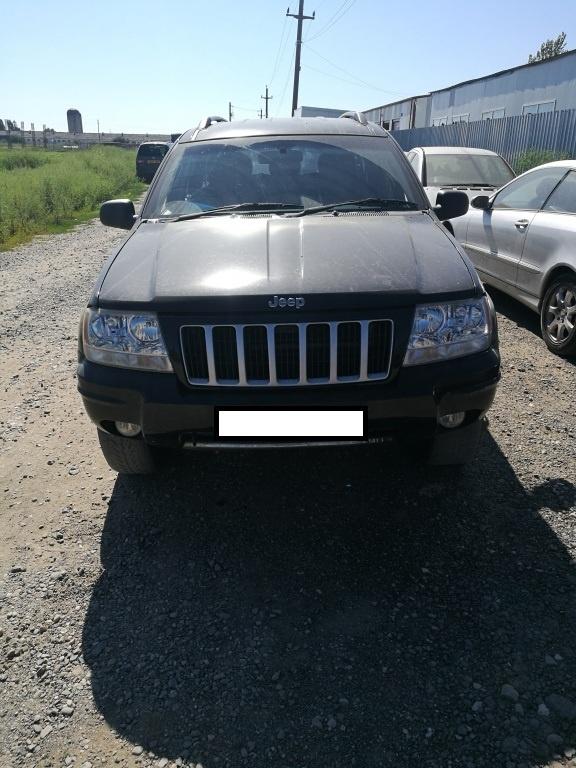 Dezmembrez Jeep Grand Cherokee 2.7 CRD an 200