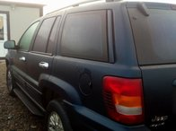 Dezmembrez Jeep Grand Cherokee 2.7 crdi din 2005