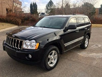Dezmembrez jeep grand cherokee 3.0 crdi an 2008