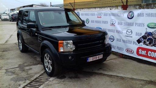 DEZMEMBREZ Land Rover Discovery 3 2.7TDV6 2007