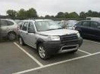 Dezmembrez Land Rover Freelander 1 2.0 TD4 84kw 112cp 2003