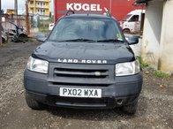 Dezmembrez Land Rover Freelander 1 2.0 TD4 84kw 112cp 2002