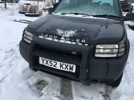 Dezmembrez Land Rover Freelander 1 facelift nonfacelift diesel benzina 1.8 2.0 2.5 td4 v6 tdi dezmembrari