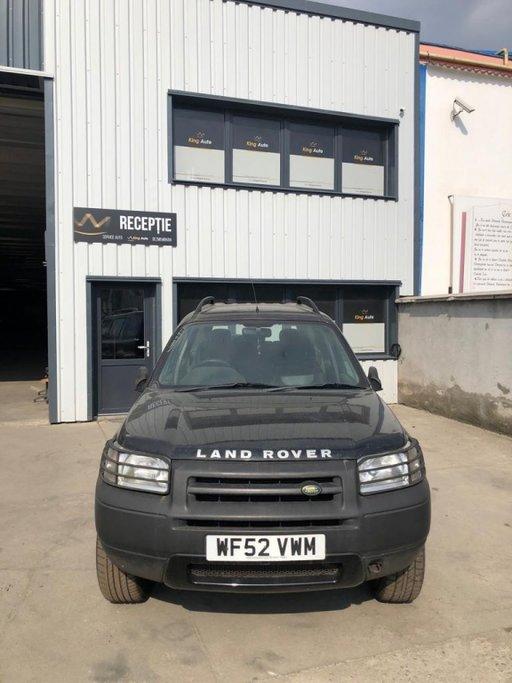 Dezmembrez Land Rover Freelander 2002 4X4 Vehicul teren 1.8 benzina (16 v)
