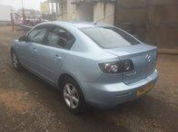 Dezmembrez Mazda 3 1.6 77kw 105cp 2007