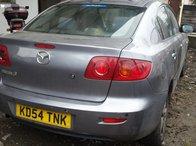 Dezmembrez Mazda 3 1.6 78kw 105cp 2006