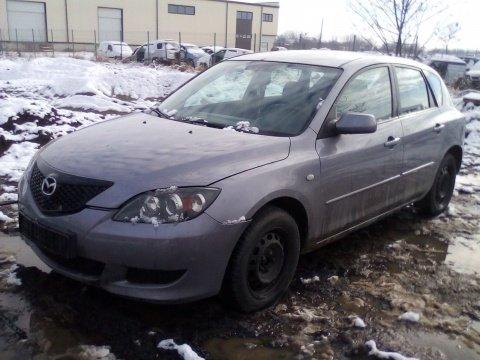 Dezmembrez Mazda 3 an 2007 motorizare 1.6 DI Turbo