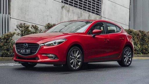 Dezmembrez Mazda 3 an 2016 motor 2.2 SHY
