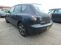 Dezmembrez Mazda 3, motorizare 1.6 benzina, an 2007,km 61.000