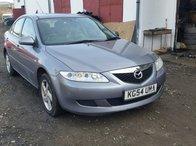 Dezmembrez Mazda 6 2.0 DI 100kw 136cp 2003