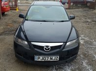 Dezmembrez Mazda 6 2.0 DI 100kw 136cp 2007