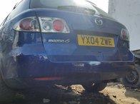 Dezmembrez Mazda 6 2.0 DI 89kw 121cp 2004