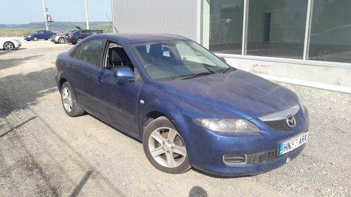 Dezmembrez Mazda 6 2007 Sedan 2.0 TDi