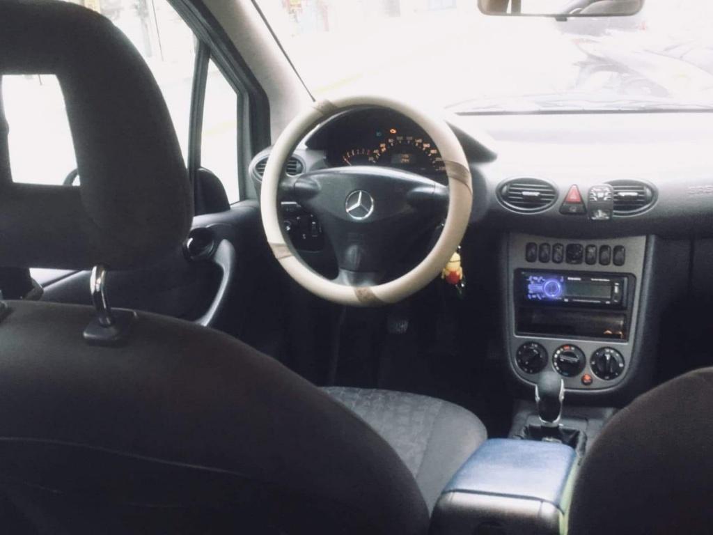 Dezmembrez Mercedes A Class 1.4 benzina an 2003