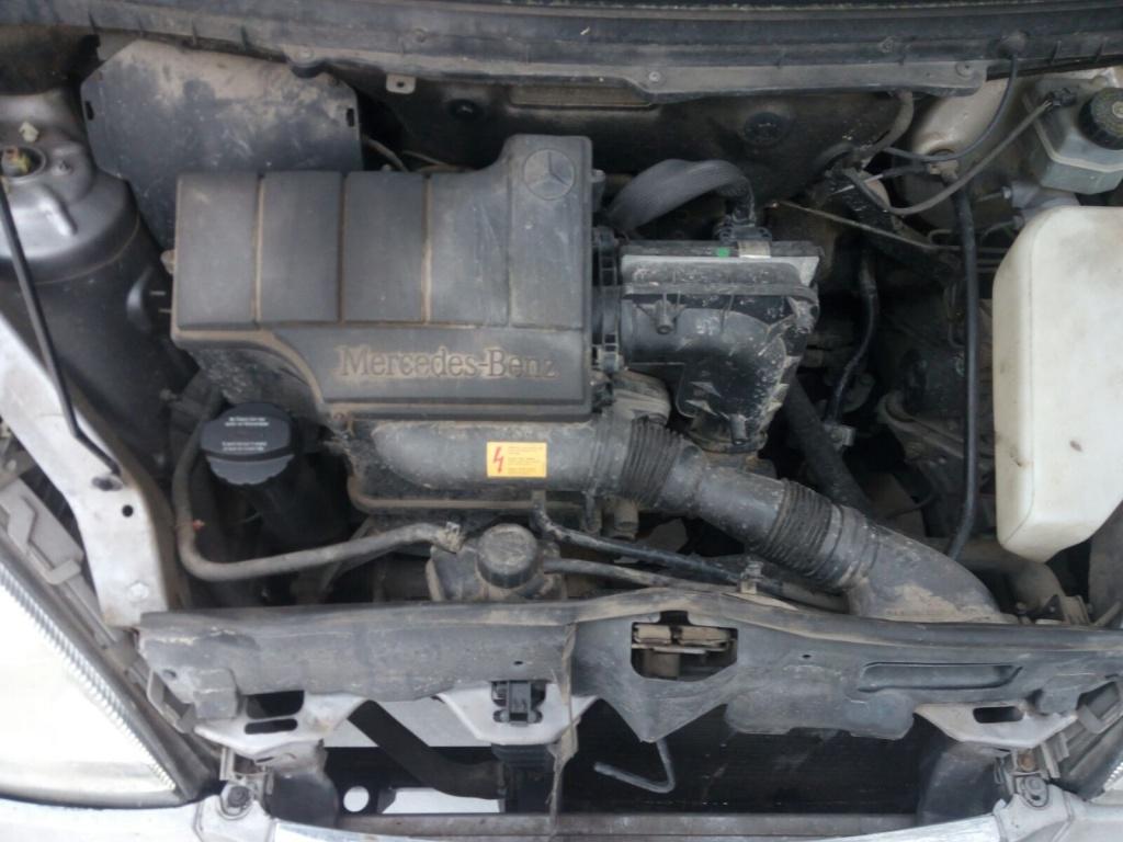 Dezmembrez Mercedes A Class 1999 1.4 benzina