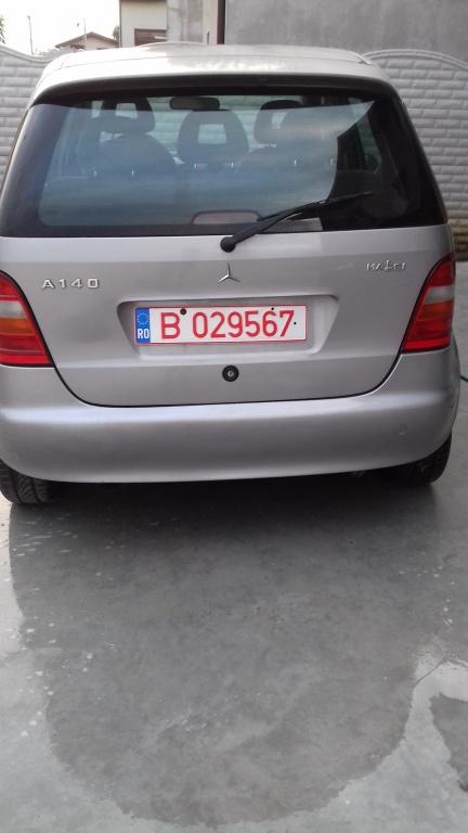 Dezmembrez Mercedes A-CLASS W168 1999 Normala 1.4