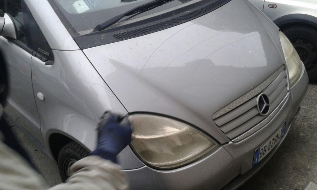Dezmembrez Mercedes A-Classe 1.7 CDI 2000