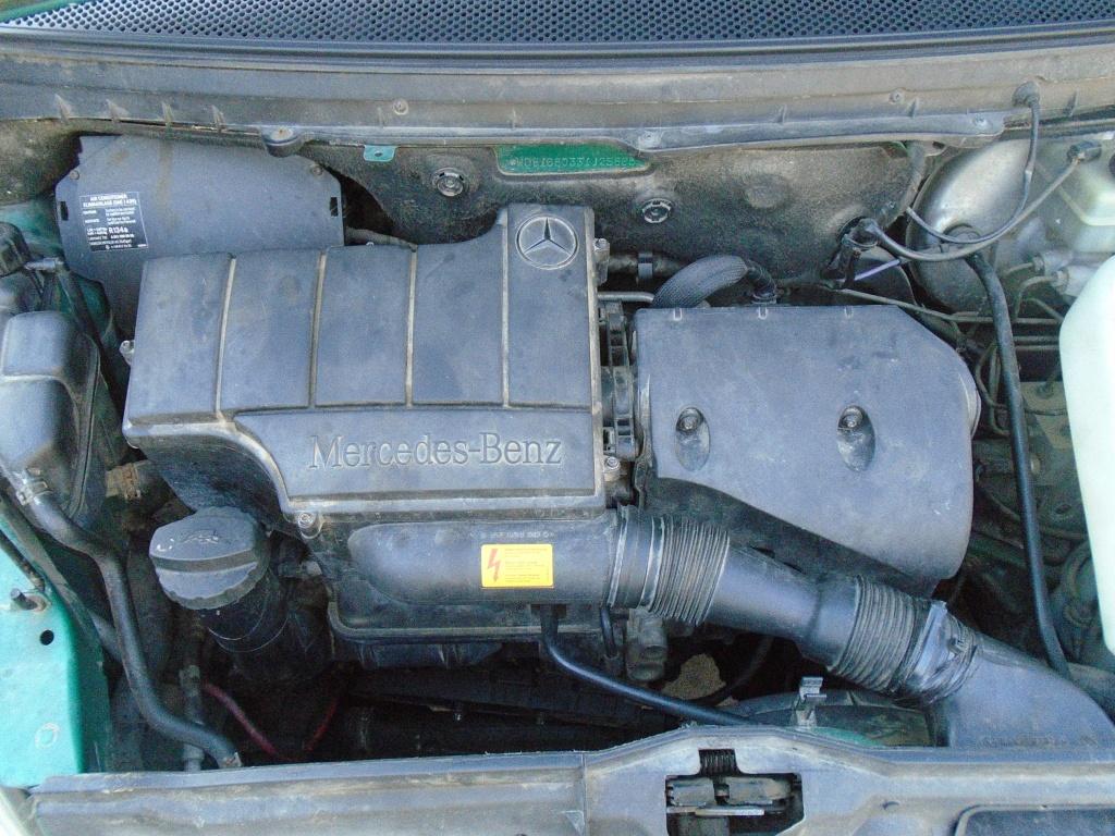 Dezmembrez Mercedes Benz A160 1.6 benzina volan pe stanga