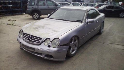Dezmembrez Mercedes-Benz CL55AMG din 2001, 5.0b,