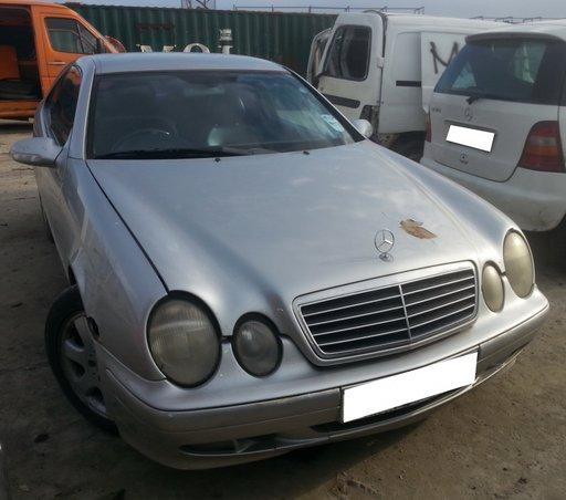 Dezmembrez Mercedes Benz CLK 230 KOMPRESSOR W208 2.3i, an fabr. 2000