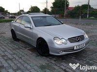 Dezmembrez Mercedes benz clk w209