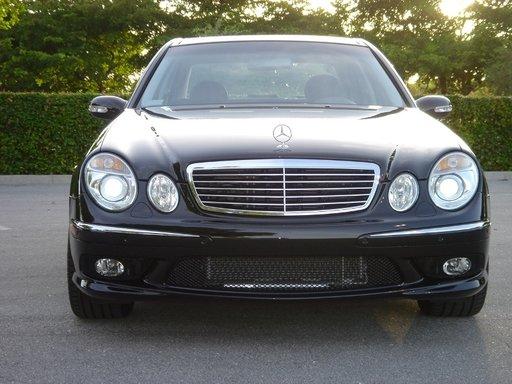 Dezmembrez Mercedes Benz E class W211 2.7 tdi