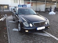 Dezmembrez Mercedes Benz E class W211 Avantgarde 2.7 Diesel