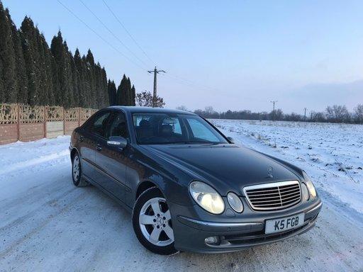 Dezmembrez Mercedes Benz E class W211 model AVANTGARDE