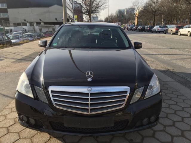 Dezmembrez Mercedes Benz E W212 an 2009-2012