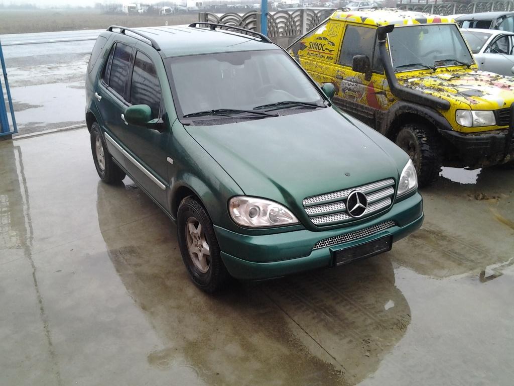 Dezmembrez Mercedes-Benz