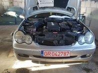 Dezmembrez Mercedes C 180 kompresor an 2005