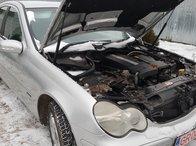 Dezmembrez Mercedes C 180 kompresor w 203