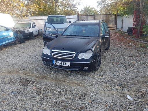 Dezmembrez Mercedes c 2.2 cdi , fab 2005