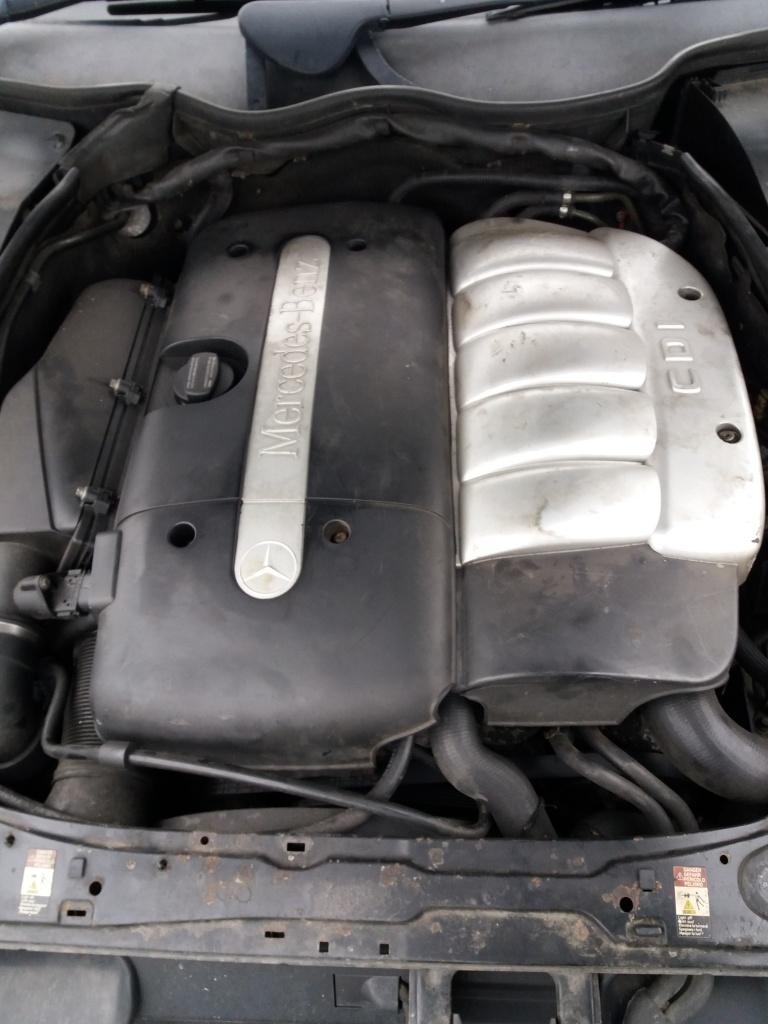 Dezmembrez Mercedes C Class 2.7 CDI Cp 170 an 2003