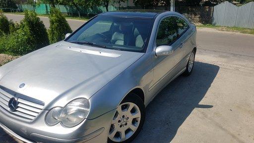 Dezmembrez Mercedes C-CLASS Coupe Sport CL203 2003 Coupe 1.8 kompresor
