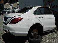 Dezmembrez Mercedes C Class din 2017 W205