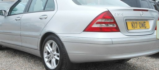 Dezmembrez Mercedes C-Class,w203,automatic,2.7 CDI,volan dreapta,orice piesa,motor 2685 cmc,170 CP,OM612