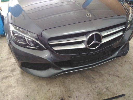 Dezmembrez Mercedes C class W205 c220 c350 cdi 4matic si tranctune spate