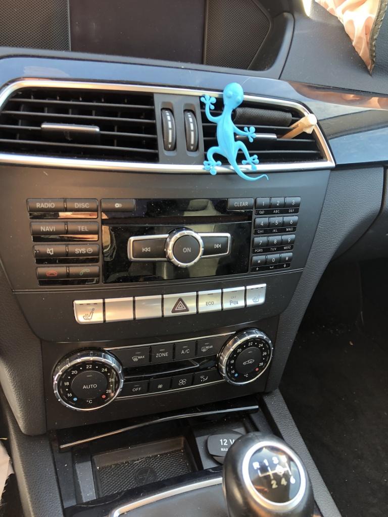 Dezmembrez Mercedes C220 CDI COUPE din 2012 W204