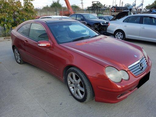 Dezmembrez Mercedes CL 203 Coupe 2002 2.2cdi