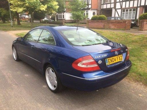 Dezmembrez Mercedes CLK C209 2005 W209 2,7 cdi.