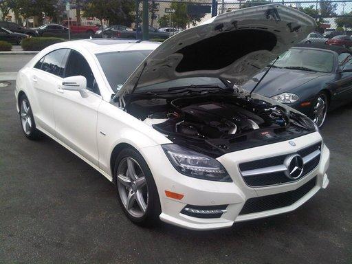 Dezmembrez Mercedes CLS 2012 3.5