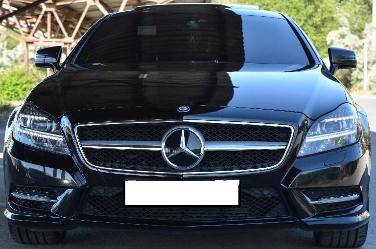 Dezmembrez Mercedes CLS 250 CDI W218 AMG