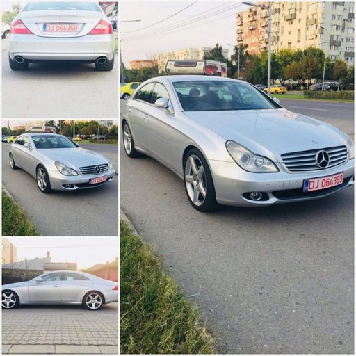Dezmembrez Mercedes Cls 320 W219 3.0 tdi an 2007