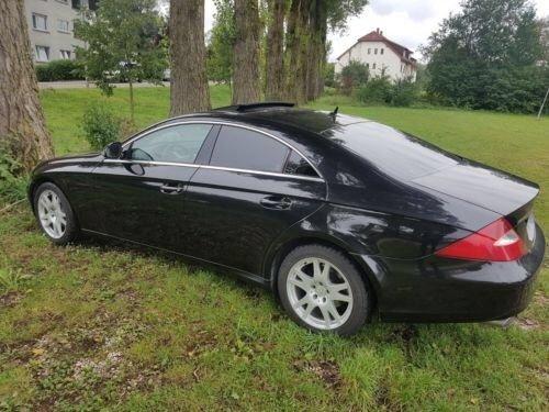 Dezmembrez Mercedes Cls 350 benzina an 2007 motor 3500