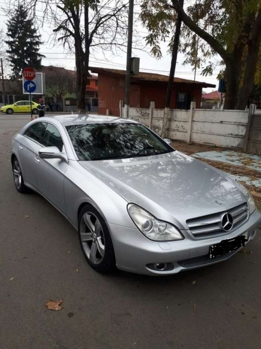 Dezmembrez Mercedes CLS 350 motor 3.0 diesel an 2010 euro 5 facelift 2008-2011